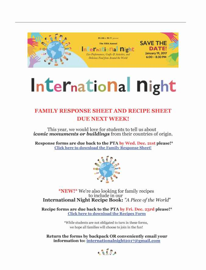international-night-response-forms-due-next-week